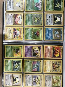 Pokemon TCG 1st edition Jungle Set Complete 64 Cards