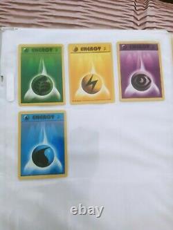 Pokemon Tcg Base Set 2 Master Set Complete 130 Cards Includes Foils Nm/m