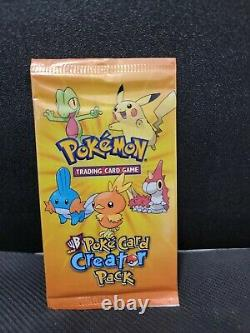 Pokemon WB Kids Poké Card Creator Booster Pack Complete Set Sealed