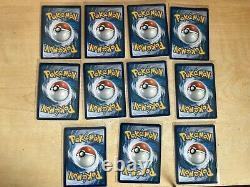 Pokemon XY Mythical COMPLETE SET Xy110-120 NM (11 FULL ART Cards) Mew Shaymin+