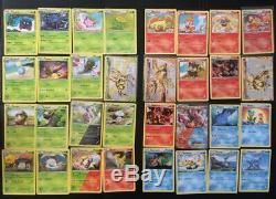 Pokemon XY Steam Siege Complete 207 Card Master Set MINT CONDITION FREE POSTAGE