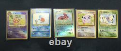 Pokemon card Southern Islands Japanese complete 18 set TROPICAL Rainbow used