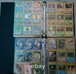 Pokemon cards Complete Master Collection(From Base set to Neo Destiny)ALL CARDS