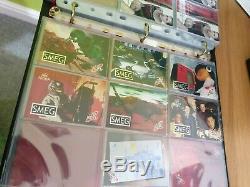 Red Dwarf Trading Cards Complete Set