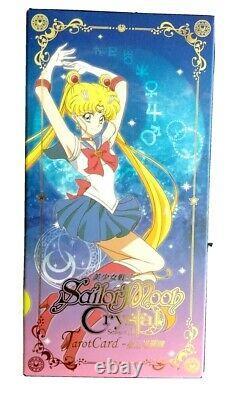 Sailor Moon Crystal Tarot Card Set Season 3 Complete Rare