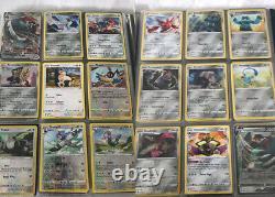 Sword & Shield Rebel Clash Master Set Pokemon Cards Full Art Near Complete