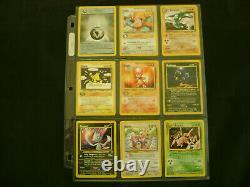 Vintage Pokemon Cards Neo Genesis Complete Set (111/111) Master Set