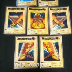 Yu-Gi-Oh Yugioh Card Complete Set 1 118 + TA2 Carddass Japanese Bandai 1998
